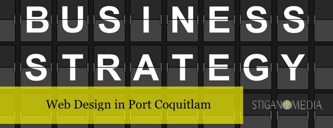 web design port coquitlam