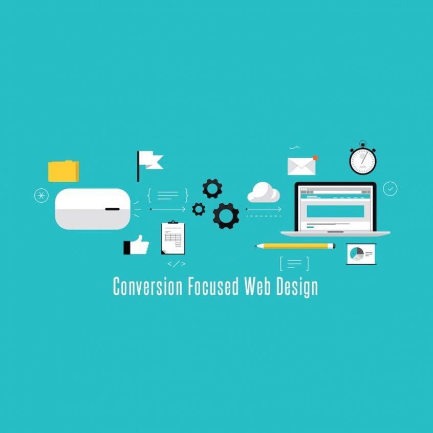 Conversion Focused Web Design Elements | Stigan Media Inc