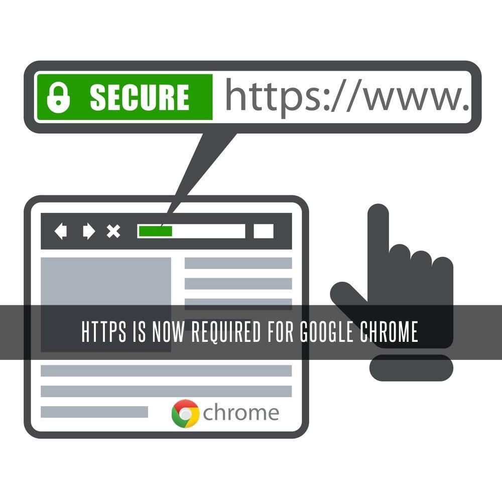 google chrome prefers https